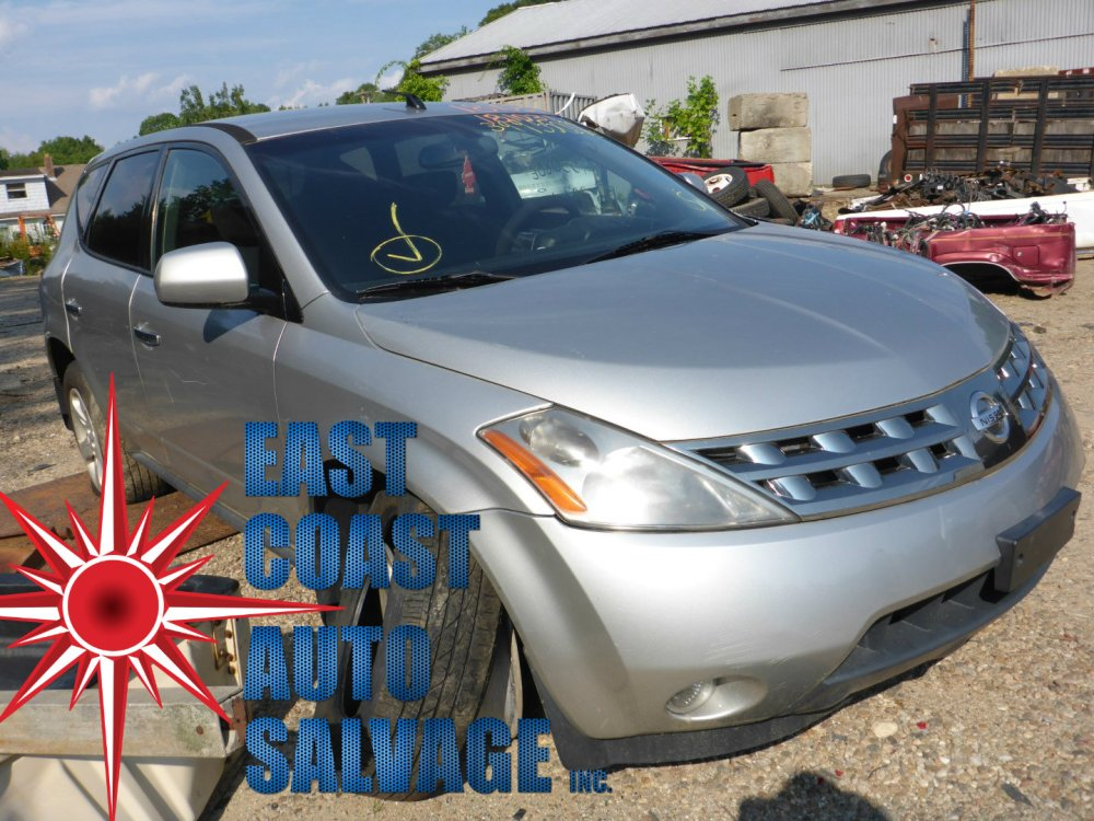 medium resolution of 2004 nissan murano sl