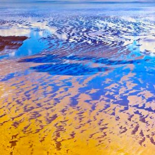 Lake Eyre In Flood