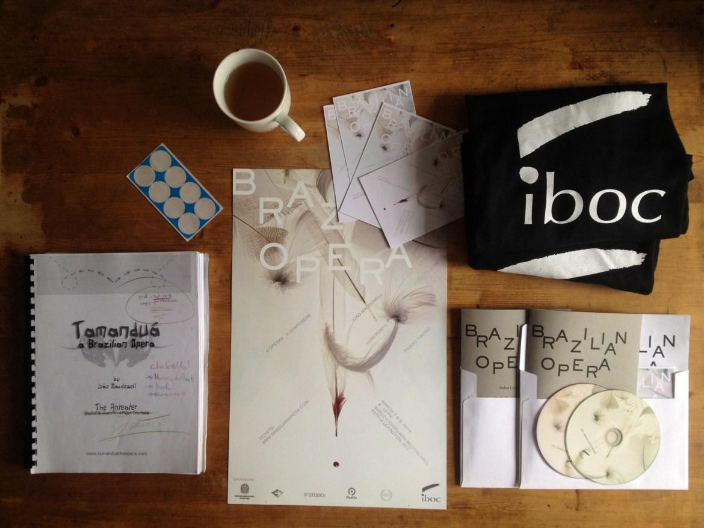 iBoc 2014 debut concert reward photo