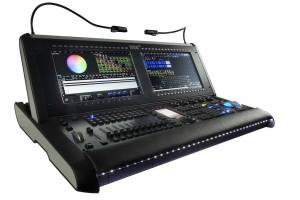 zenith lighting Hog 4 console