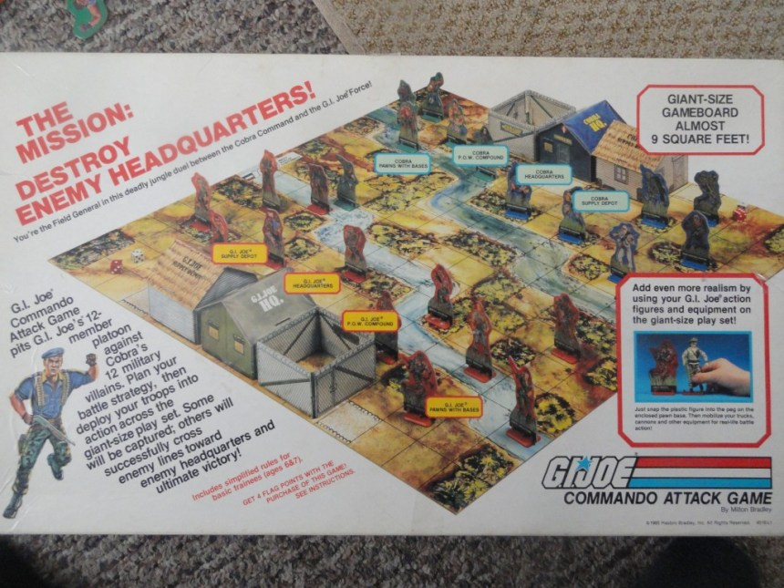 Commando Attack Game