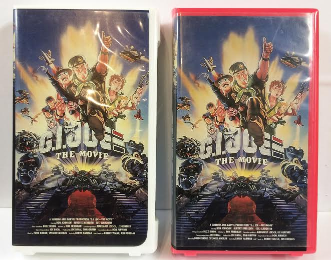 GI Joe The Movie Boxes 2