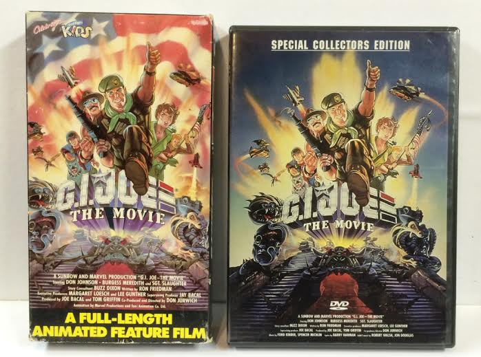 GI Joe The Movie Boxes 4