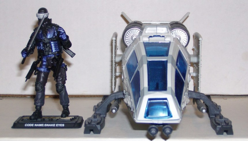 Sky Hawk and Snake Eyes (50th Anniversary)