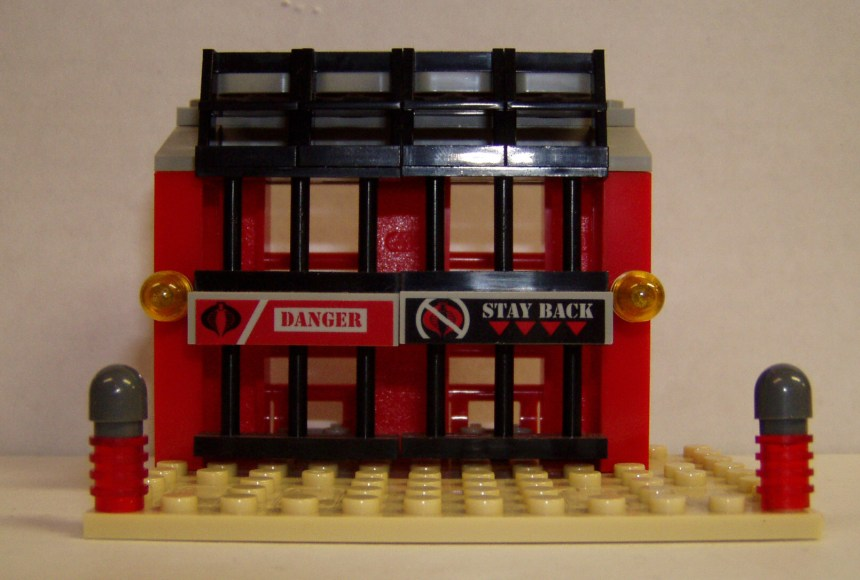 Kre-O Jail Cell