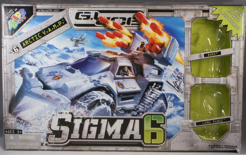Sigma 6 Arctic VAMP