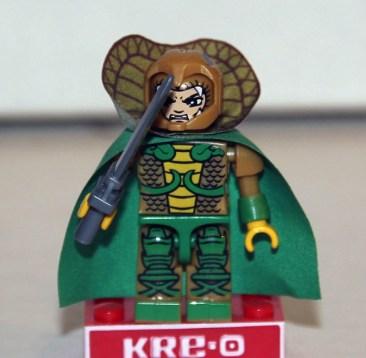 Kre-O Serpentor
