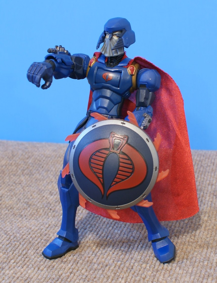 Cobra Commander (2006 Sigma 6)