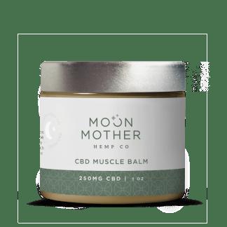 Moon Mother Hemp Co Muscle Balm