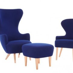 Tom Dixon Wing Back Chair Toddler Chairs Target Wingback Dining By  Ecc