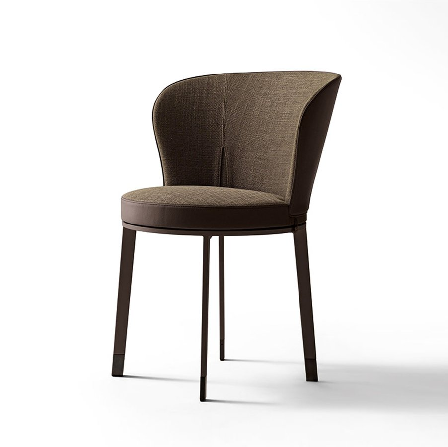 chair upholstery fabric nz 24 dining chairs ode swivel by giorgetti — | ecc