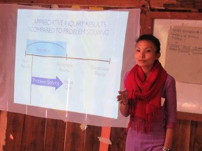 ECCA counselor Ms. Juneli talks about AI
