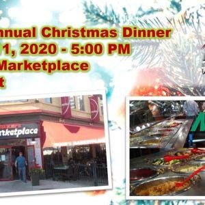 Annual Christmas dinner 2020