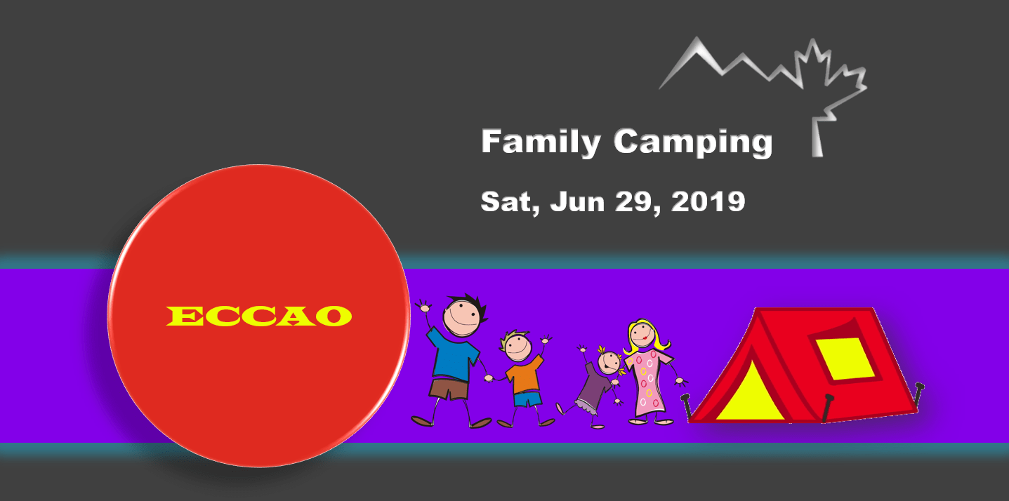 Family camping 2019