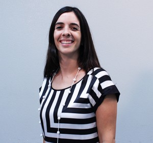 Profesora Carolina Urcuyo