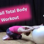 Fit Ball Workout: Riscaldamento e Parte alta