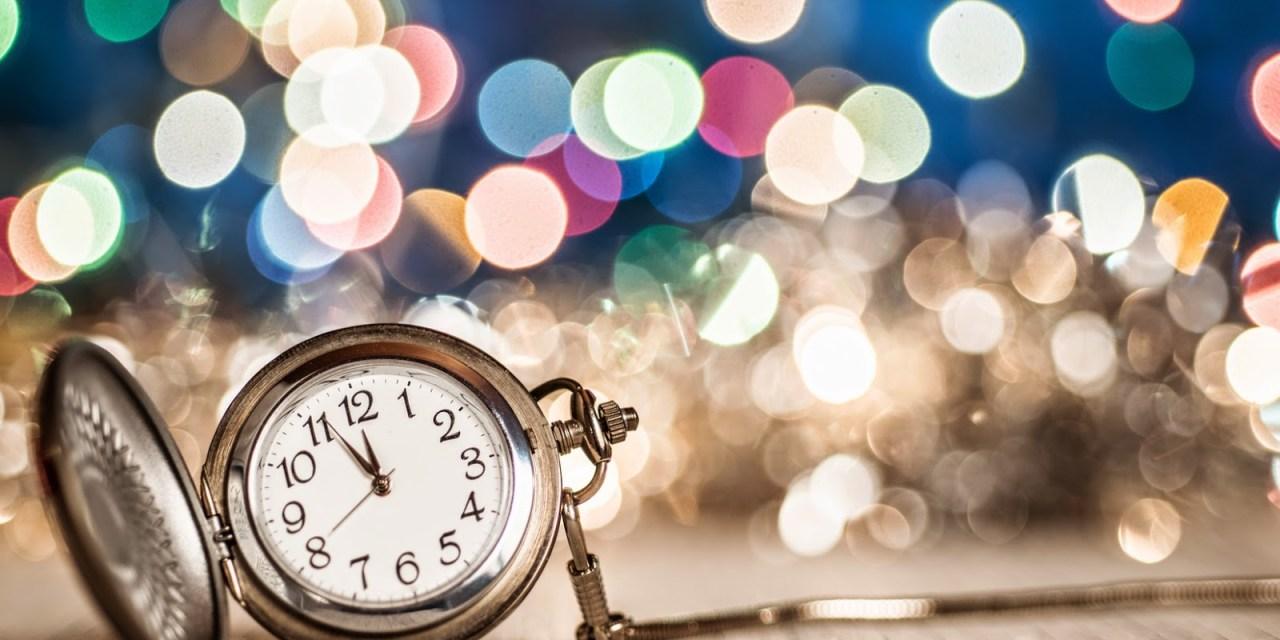 12 cose da fare prima dell'arrivo dell'Anno Nuovo