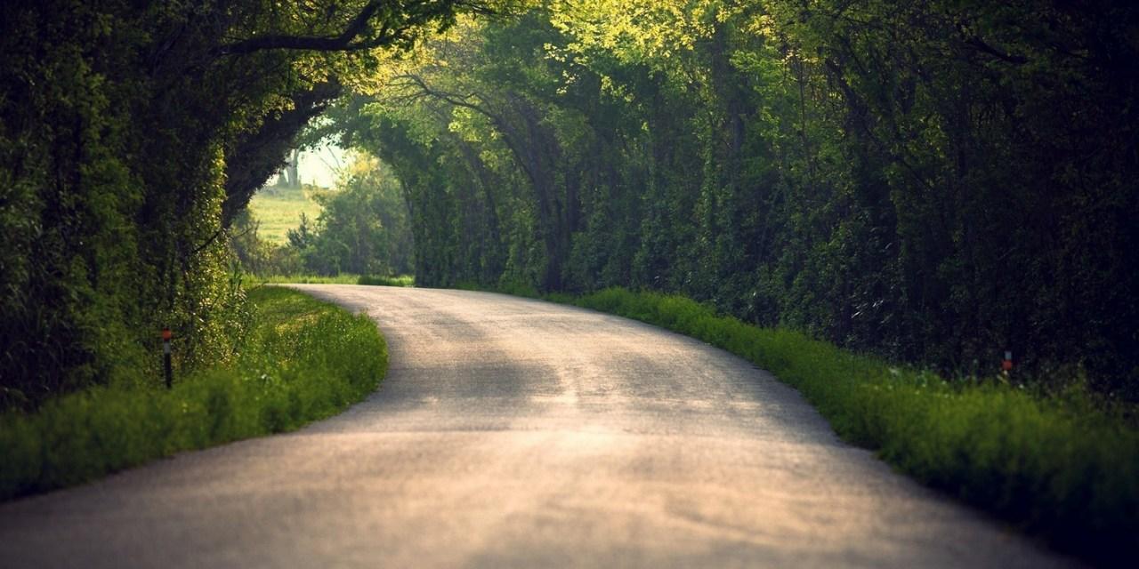 Fai un passo e la strada apparirà…