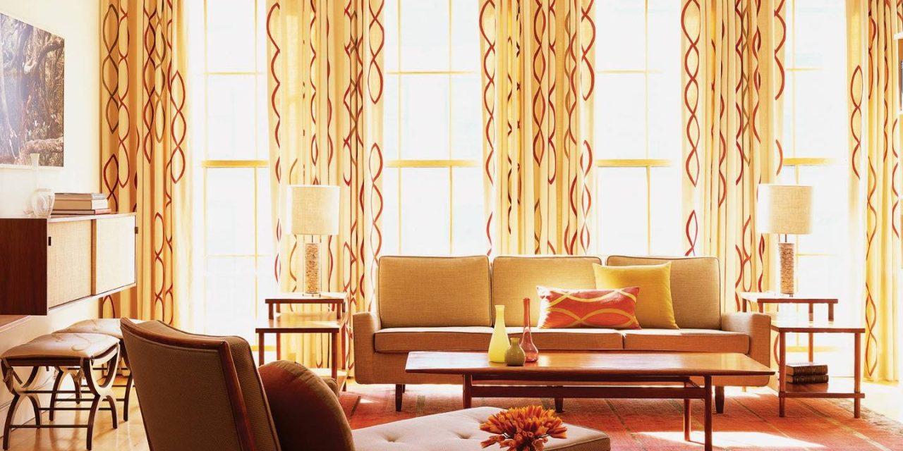 f1ddf8cd15 Dentro Casa: come scegliere le tende giuste. Oltre 40 idee ...