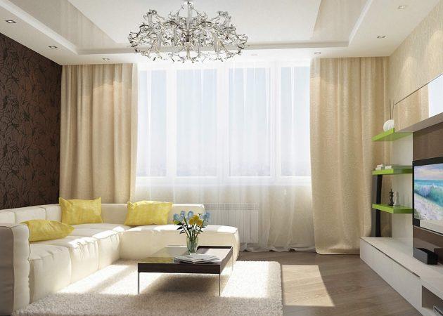 Tende Soggiorno Bianche : Dentro casa come scegliere le tende giuste oltre idee