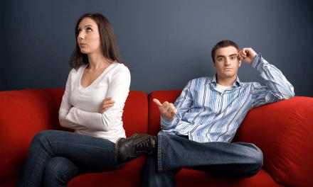 """""""Il gioco del silenzio"""" o """"lo deve capire da solo"""". (Risentimento verso il marito)"""