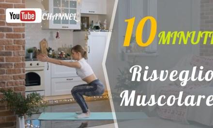 Risveglio muscolare: allenamento mattutino