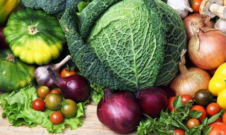 Come mangiare le verdure e non avere la pancia gonfia