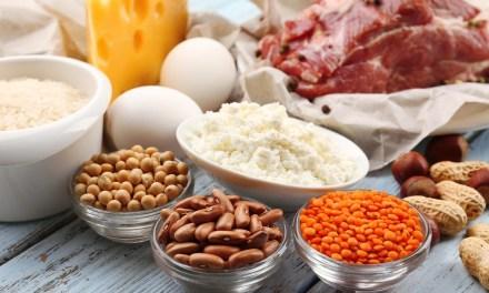 8 alimenti più proteici per perdere peso