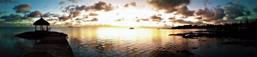 mauritius sunrise