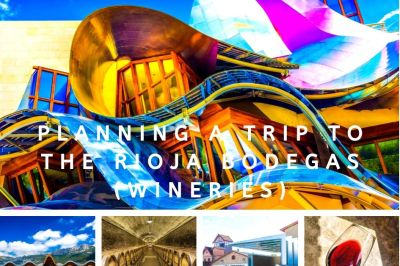 Planning a trip to the Rioja Bodegas (Wineries)