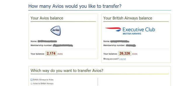 how to collect avios