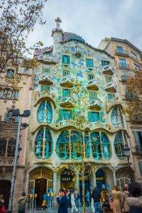 Visit Casa Batllo interior Gaudi