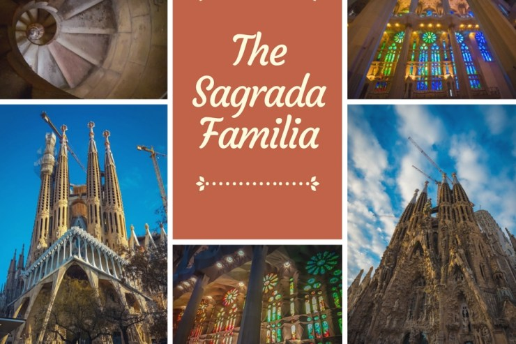 Visit the Sagrada Familia