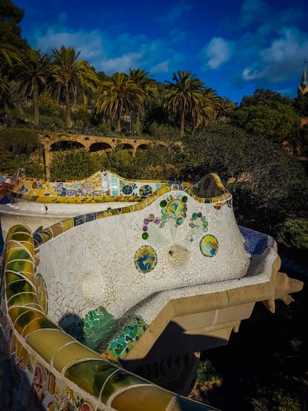 5 top tips for visiting Park Guell