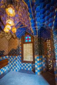 Casa Vicens interior