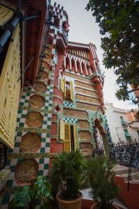 Where is Casa Vicens