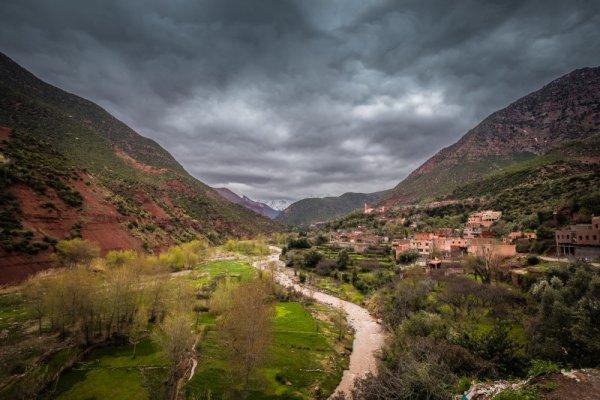 The Atlas Mountains Trip