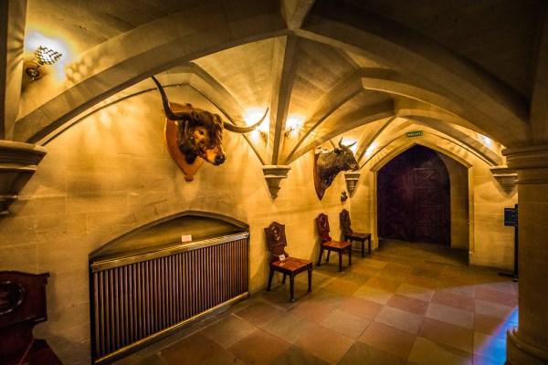 Arundel Castle Interior