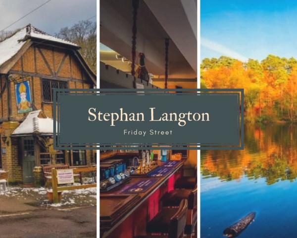 Stephan Langton - Friday Street