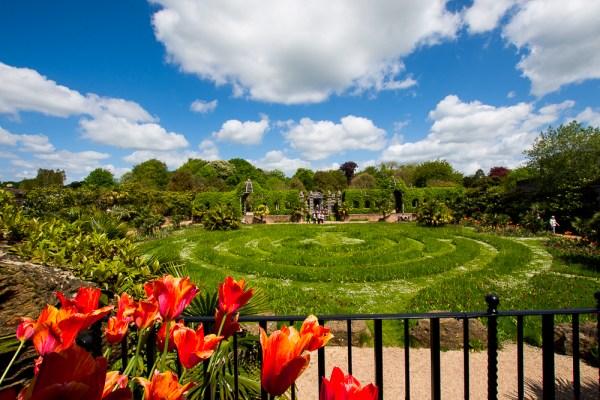 Arundel Castle Gardens visit