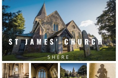 St James' Church - Shere