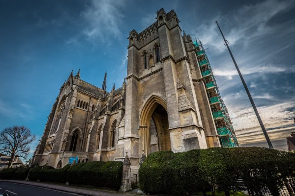 Arundel Cathedral - Arundel Day Trip