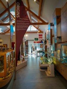Arundel Museum Interior