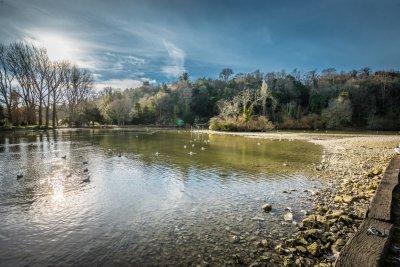 Swanbourne Lake Dry