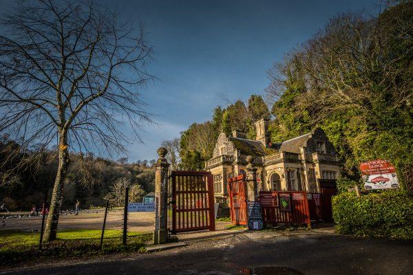 Swanbourne Lake Entrance