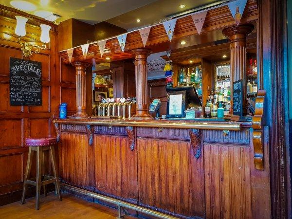 The Bar The Pump House Brighton