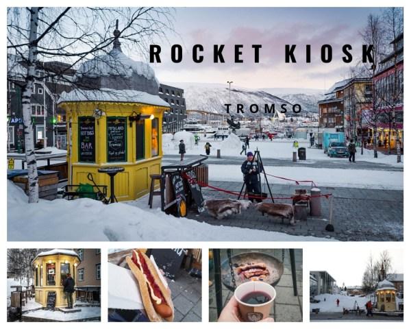Rocket Kiosk Tromso