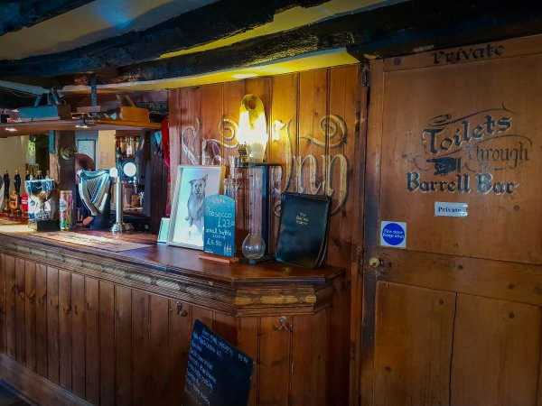Bar - The Star Inn Rusper