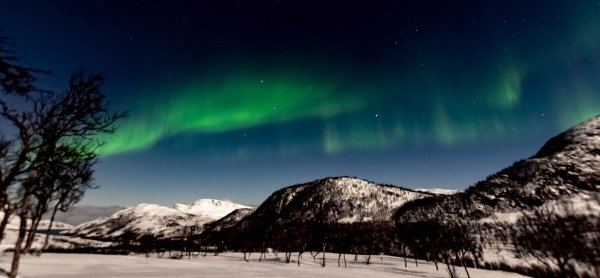 How to photograph the Northern Lights 1