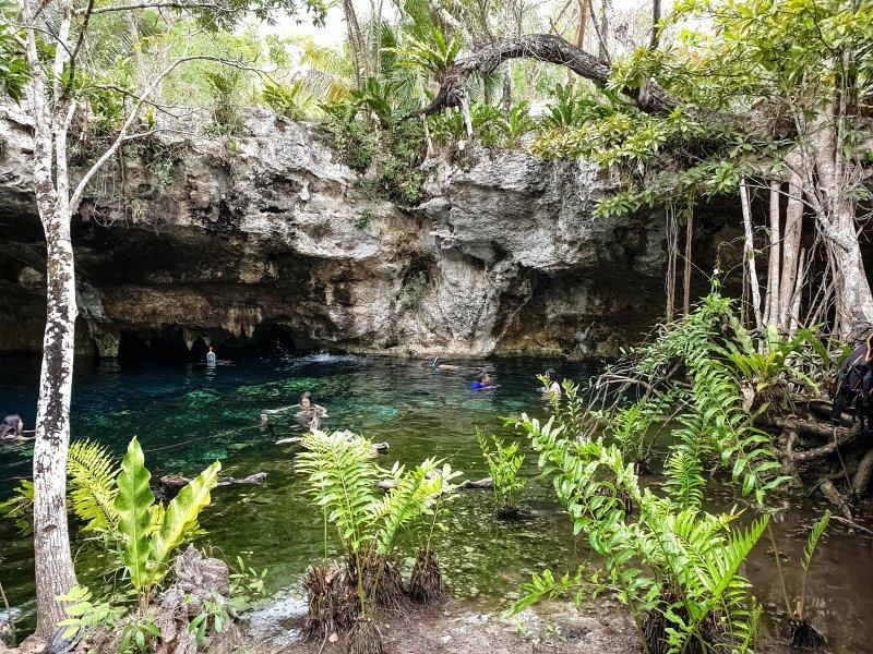Gran Cenote Tulum 1